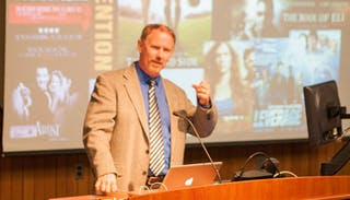 Christian Ministries Faculty Member Speaks at Princeton