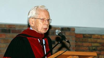 Bethel Remembers Virgil Olson