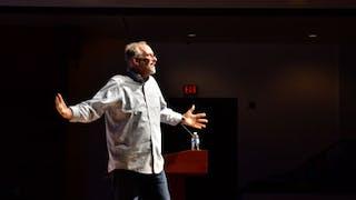Bob Goff Visits Bethel for Homecoming Chapel