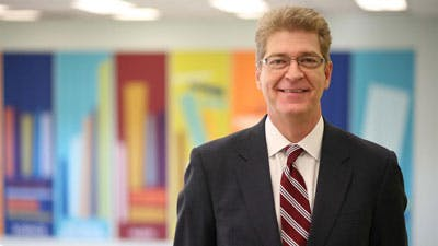 Patrick Brooke Named CFO of Bethel University