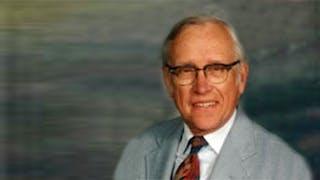 Bethel Remembers Professor Emeritus Elving Anderson