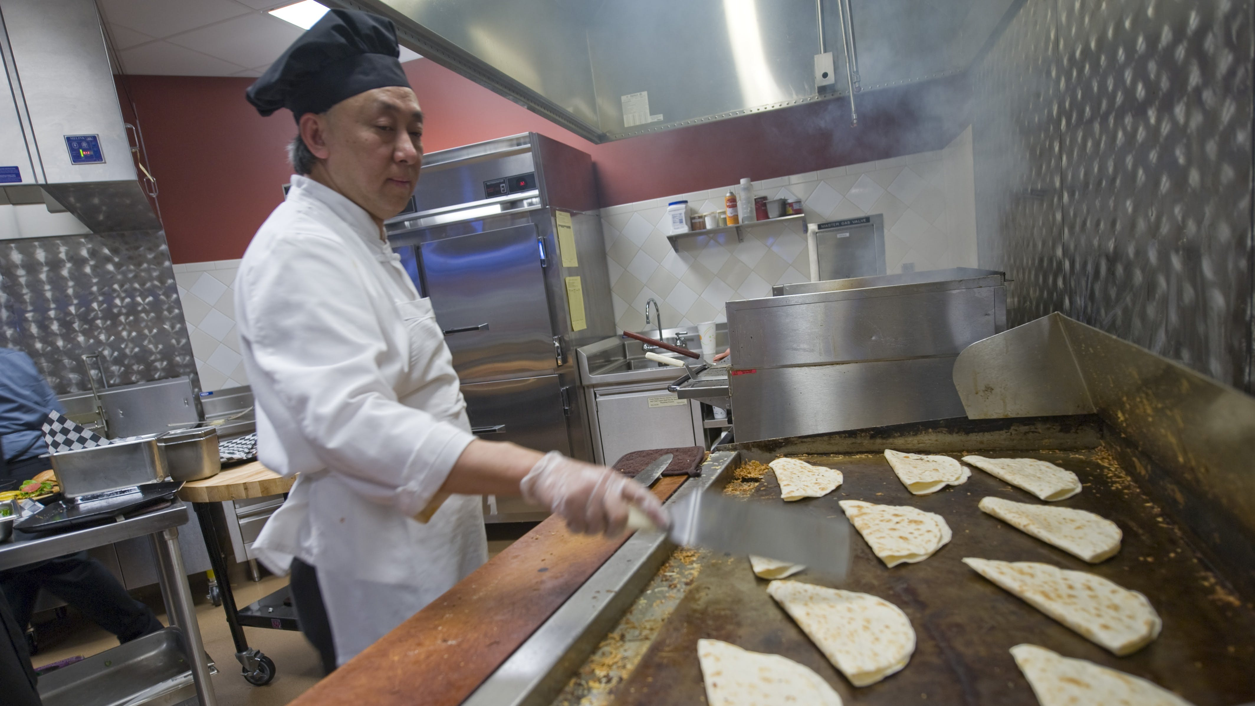 Bethel's Food Service Scores in Top 25 in Country