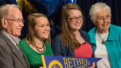 Bethel's Second Grandparents Day Connects Generations