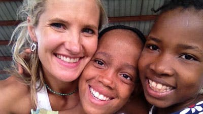 Alum Hustles for Haiti