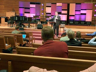 Bethel Holds Intersections Conference