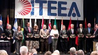 Professor Receives Technical Education Award
