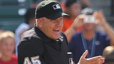 Alum Umpires World Series Game 7