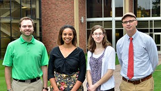 New Faculty for 2014-2015