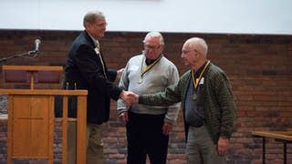 Bethel Homecoming Celebrates Older Alums