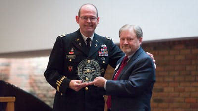 John Morris Named Bethel 2014 Seminary Alumnus of the Year