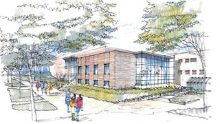 Construction on Wellness Center to Start in November