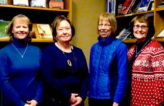 Nursing Faculty Contribute to Book of the Year