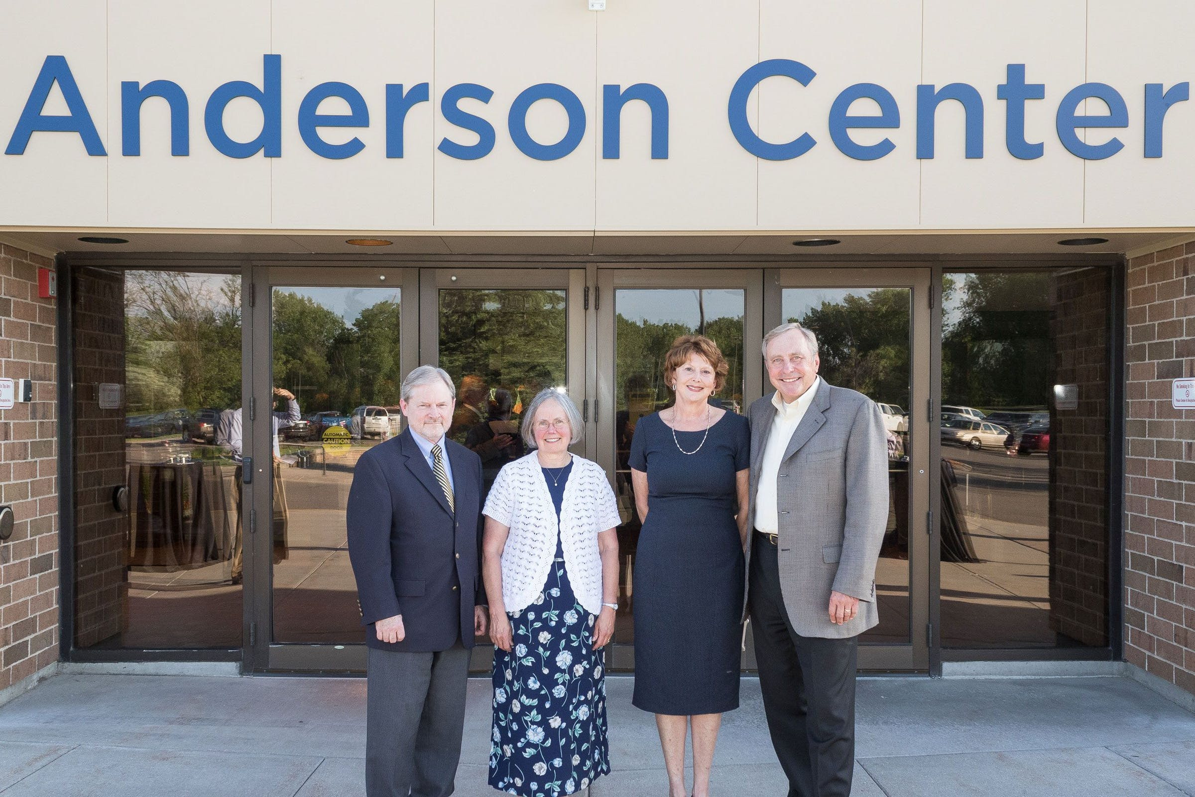 Anderson Center Celebration