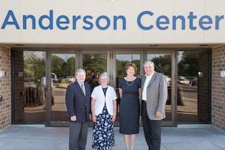 Anderson Center Celebration