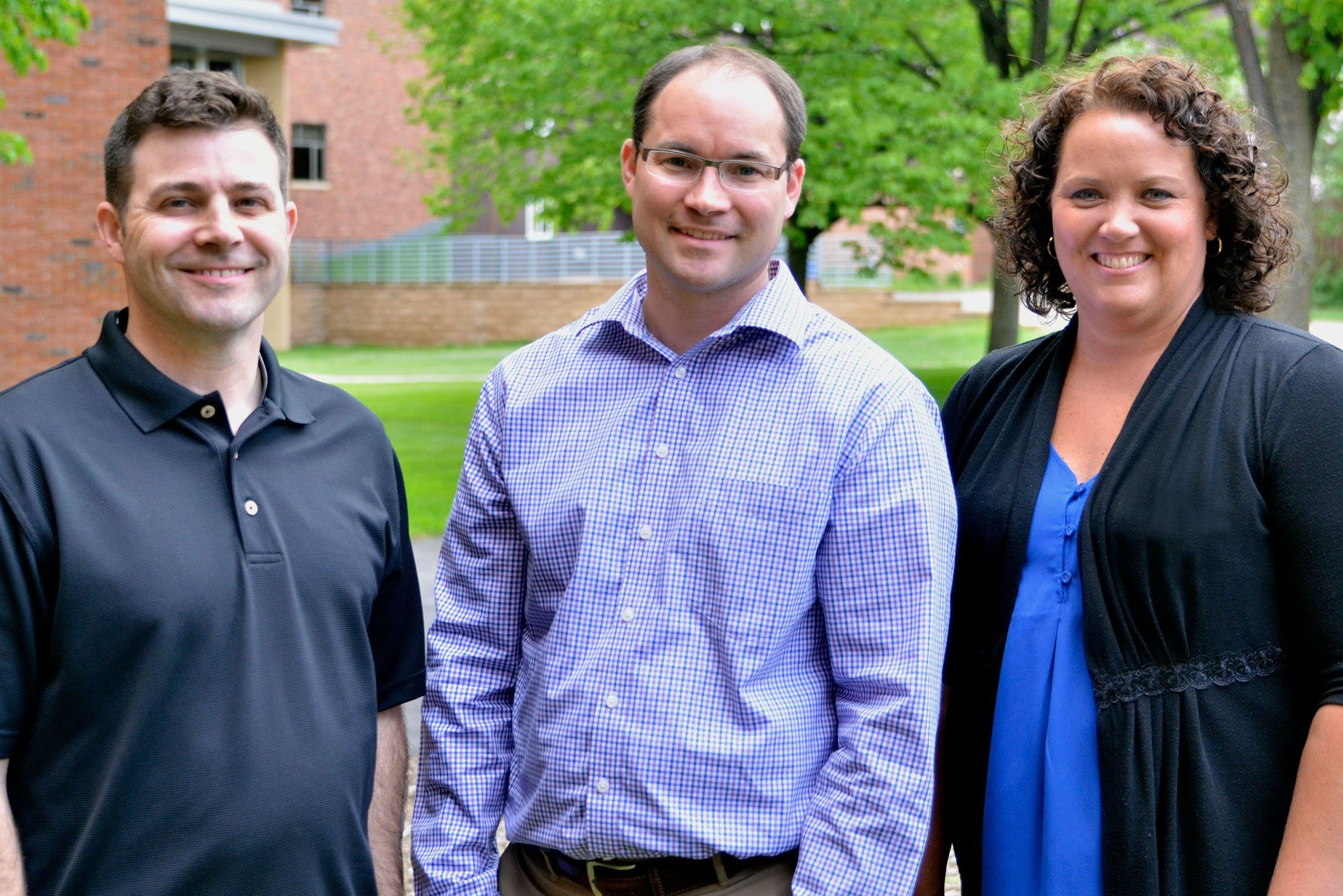 Three Employees Honored with Core Value Mark of Distinction