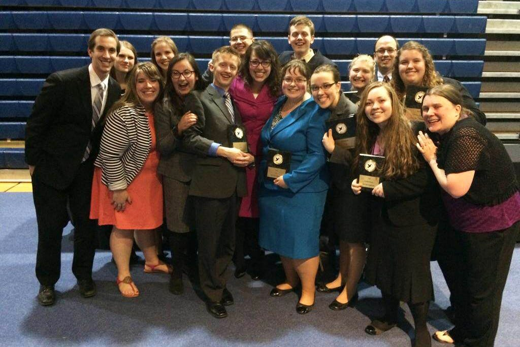 Bethel Forensics Team Finishes Another Successful Season