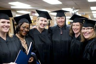 Alumni Report High Satisfaction