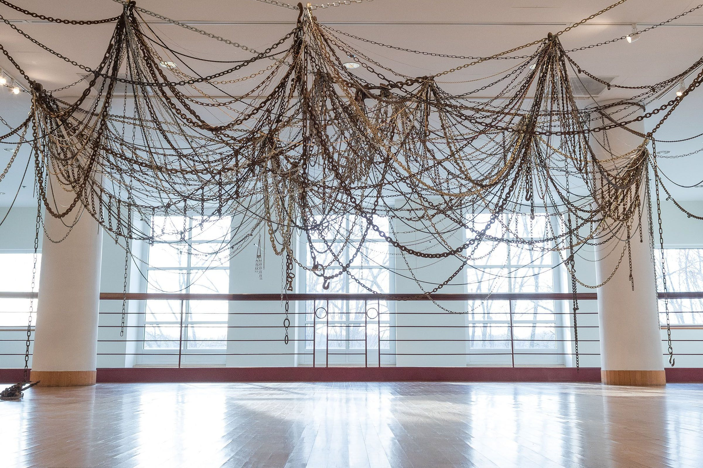 """""""Links"""" Installation Uses Bethel-sourced Materials"""