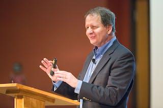 "University Professor Talks about ""Jesus Behaving Badly"""