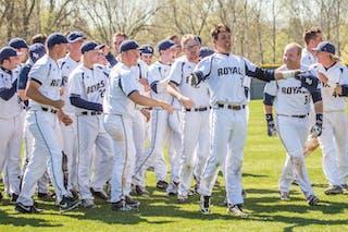 Royals Baseball Crowned Champions