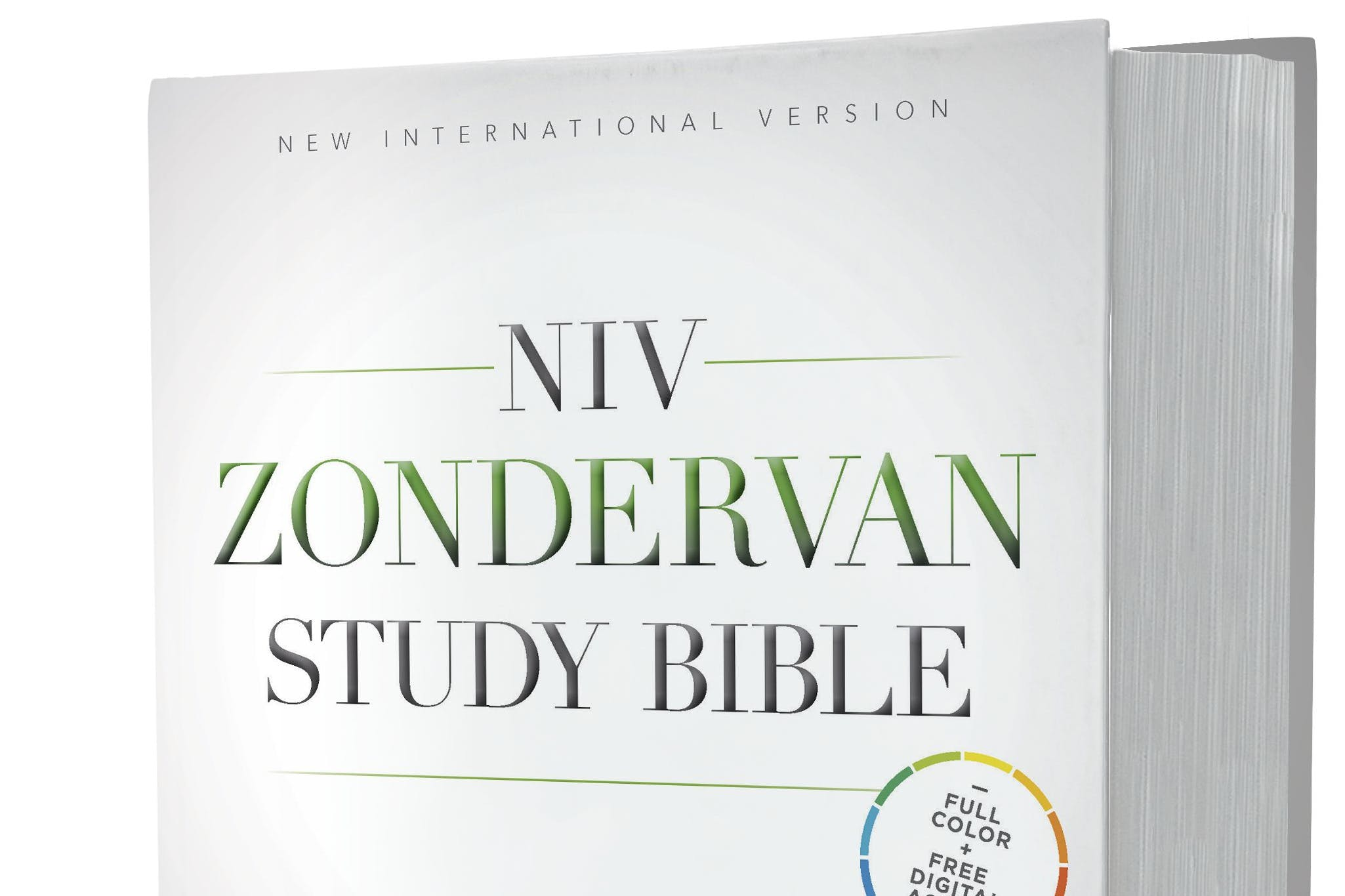 Bethel Faculty Contribute to New NIV Zondervan Study Bible