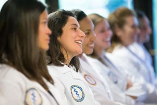 Inaugural Physician Assistant Class Excels