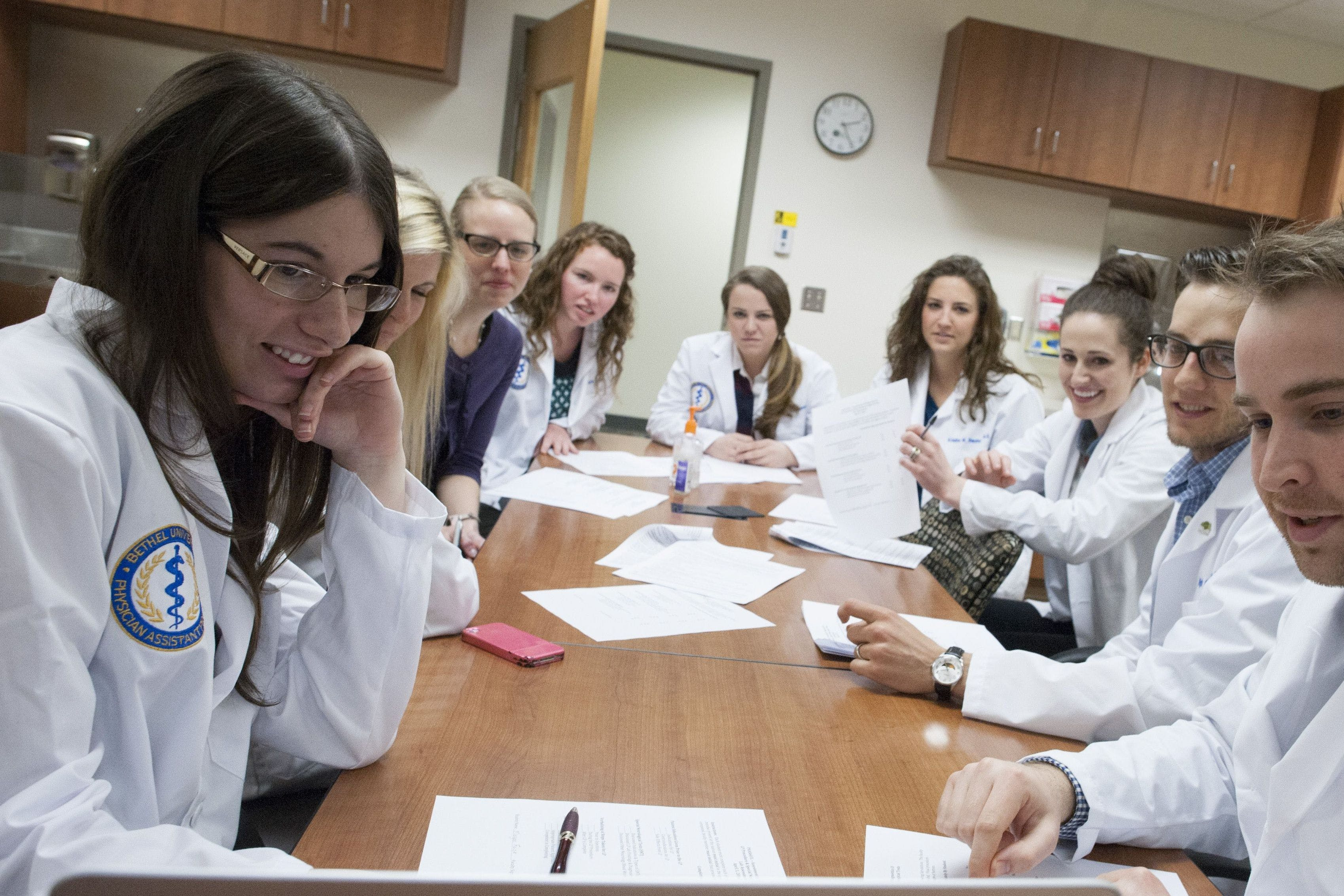 Physician Assistant Program Gains Recognition