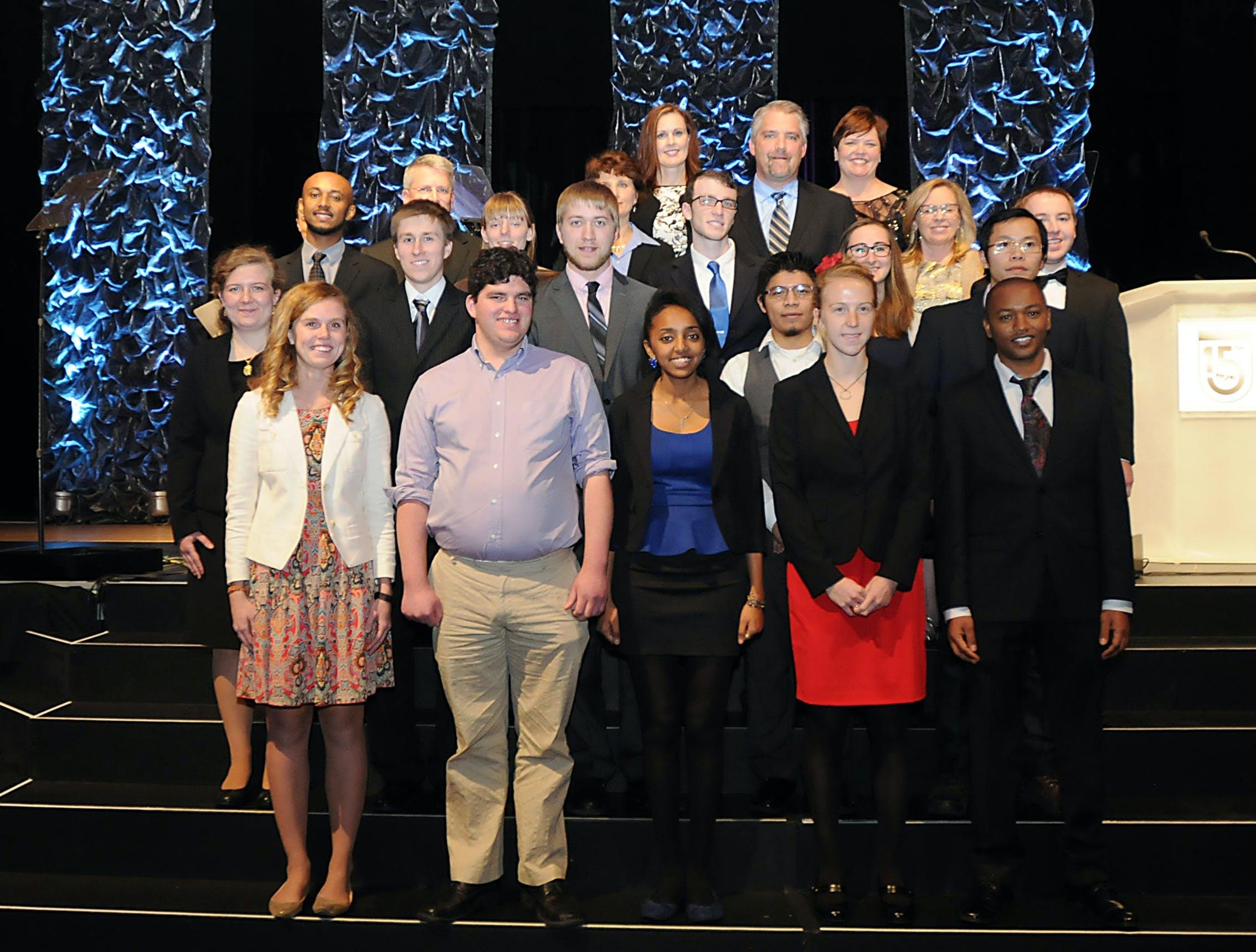Elementary Education Major Receives STEM Scholarship Award
