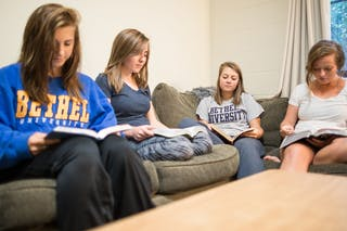 Campus Ministries Launches SmallGroup