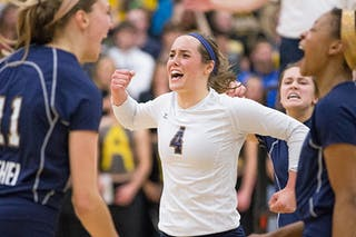 Bethel Volleyball Receives At-Large Bid to NCAA Playoffs