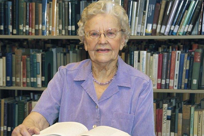 Bethel Remembers Alvera Mickelsen