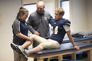 Athletic Training Program Receives 10-Year Accreditation