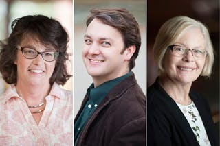 Faculty Honored with Awards for Excellence