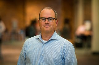 Public Radio's Dave Kansas Named Director of Johnson Center for Journalism and Communication