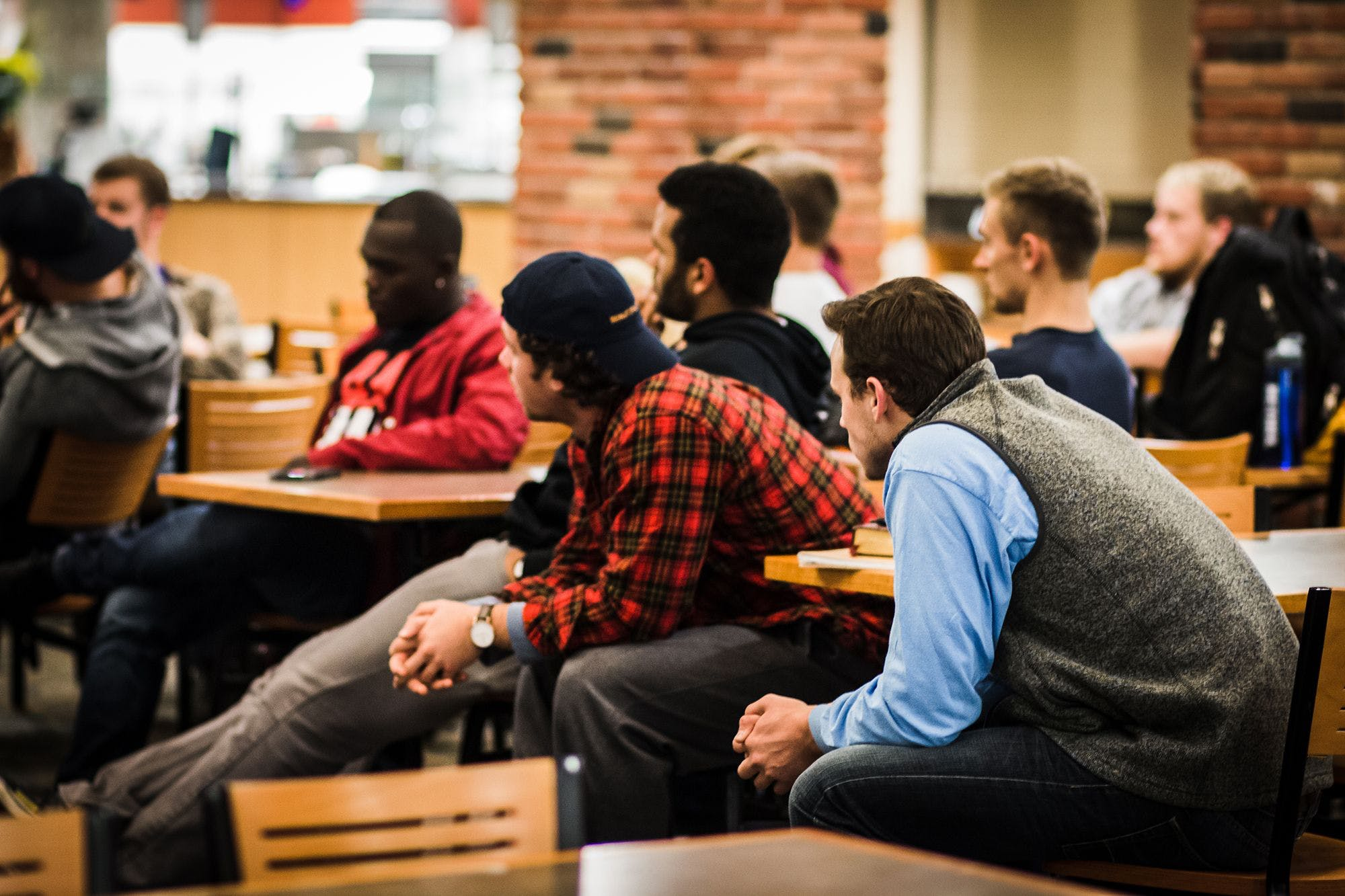 Campus Ministries Launches Mighty Men and Rooted Women Discipleship Groups