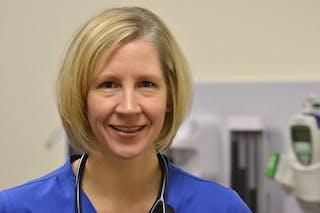 Nursing Student Erin Higley CAPS'18, GS'18 Revolutionizes Clinic Triage Process