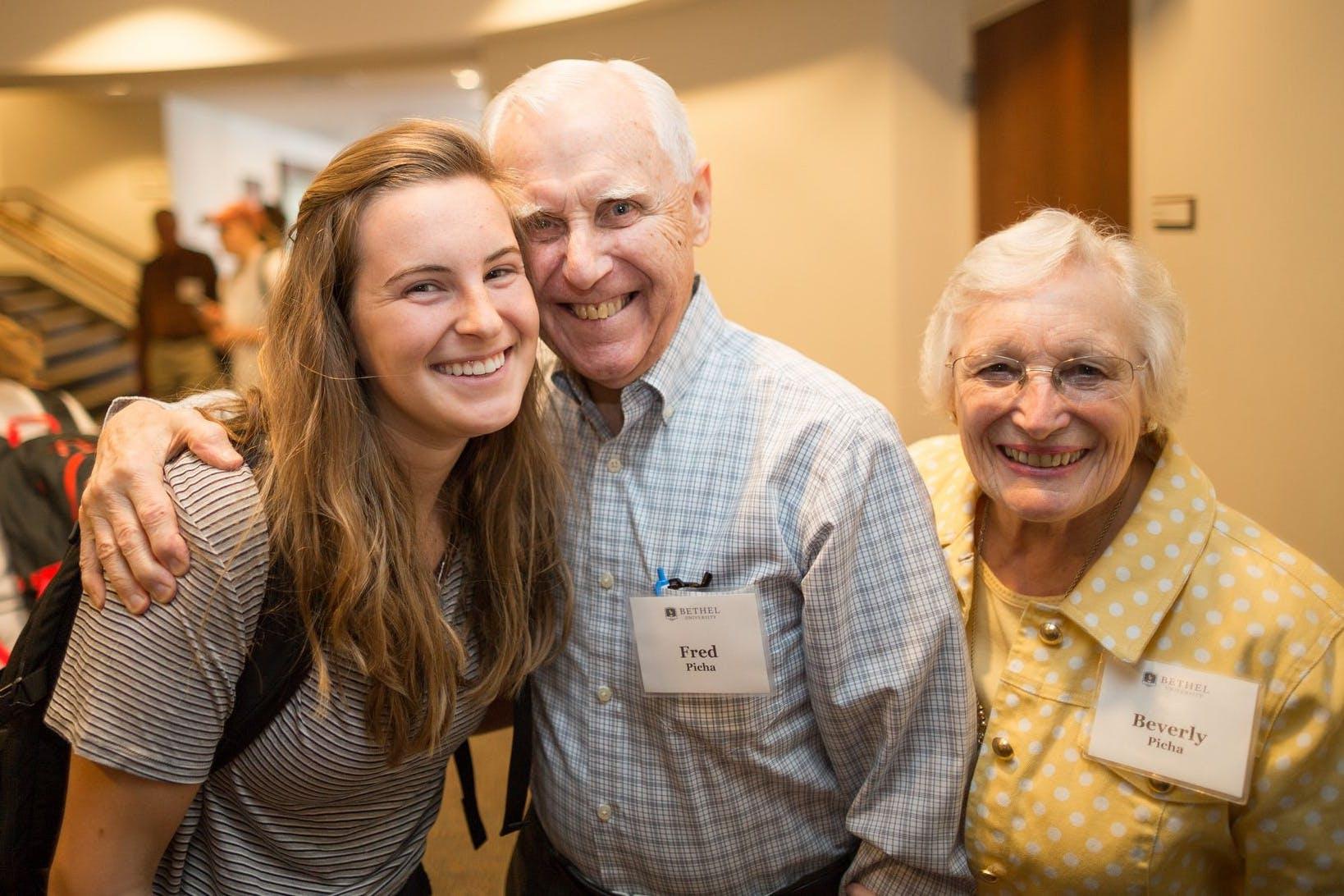Grandparents Day at Bethel