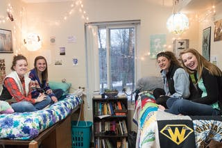 On-campus Housing Benefits Students