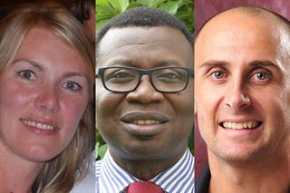 Ed.D. Students Enter International Leadership Roles