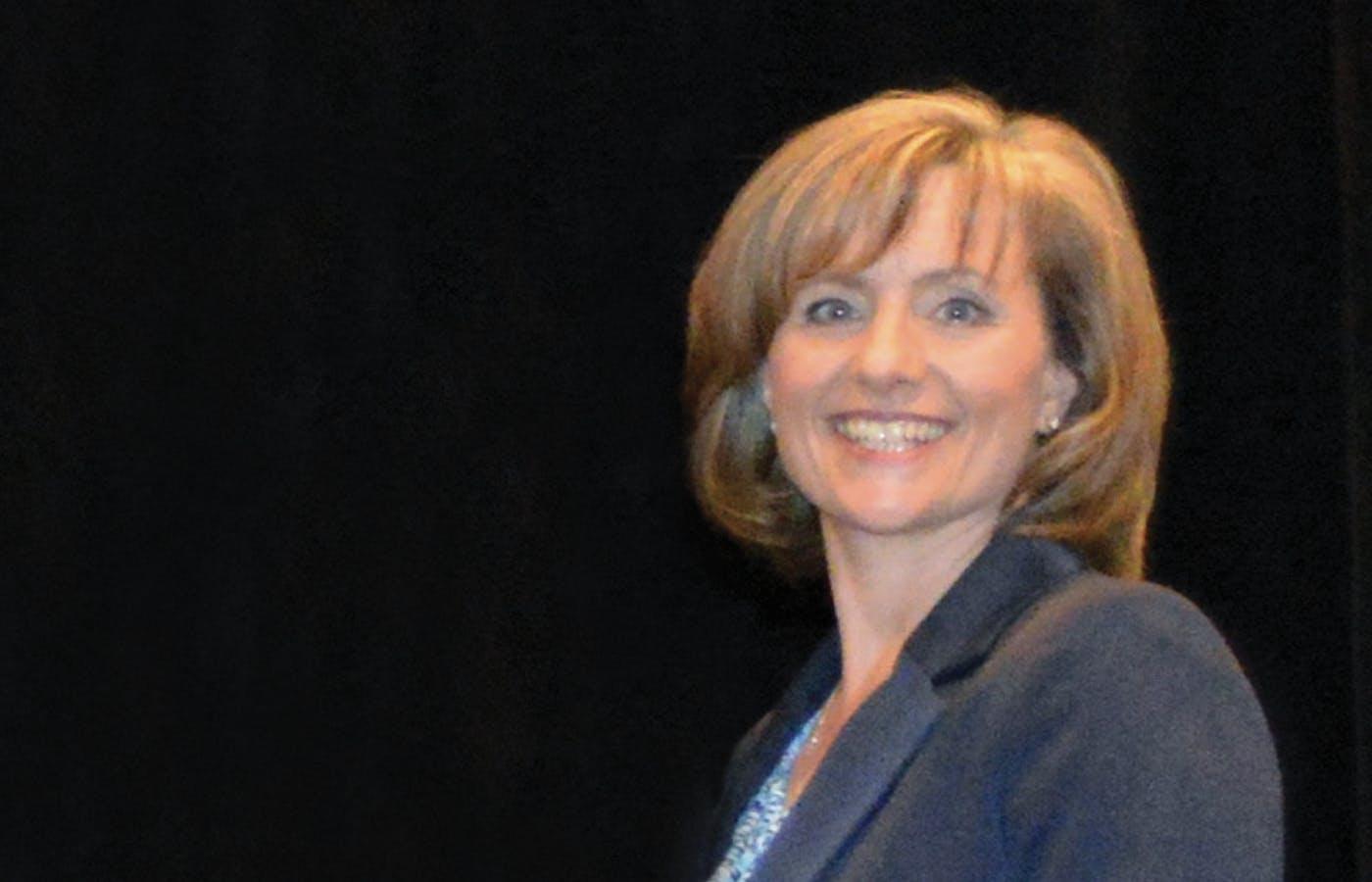 Alumni Profile: Kristin Jacobson Robbins '90