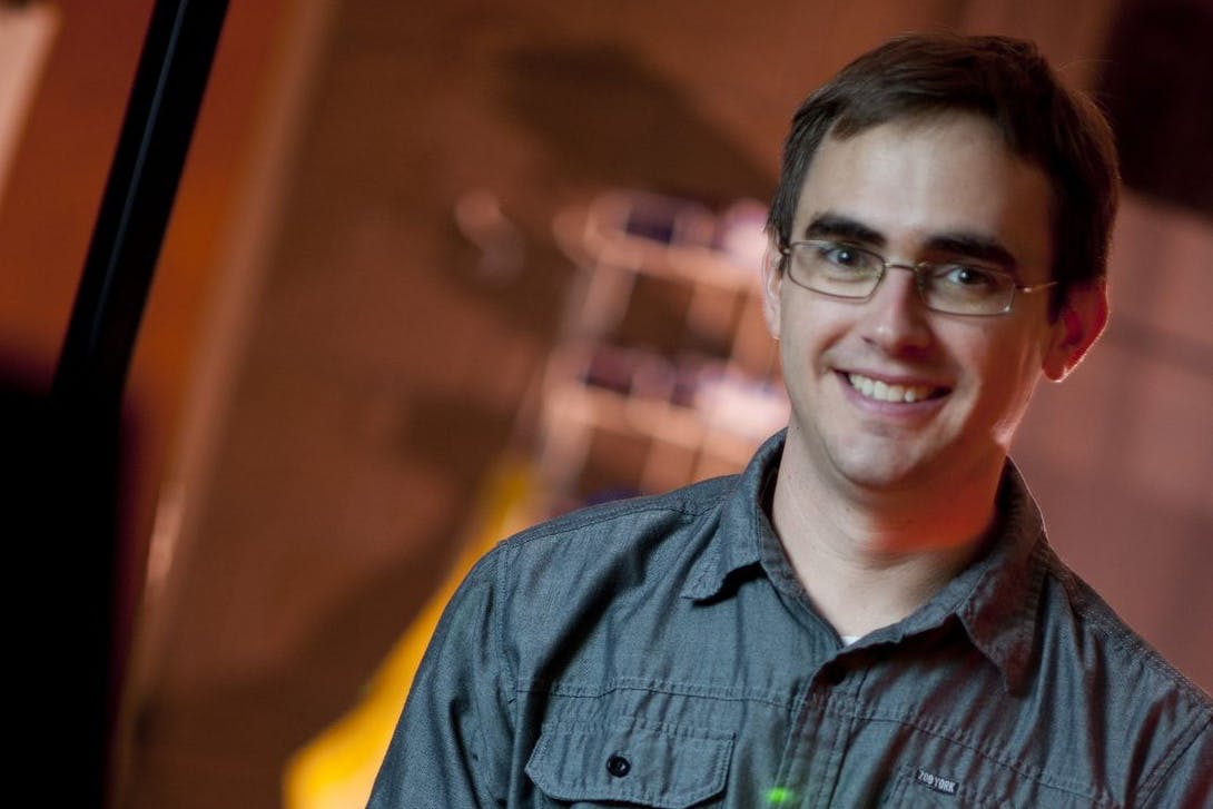 Physics Professor Receives Competitive NSF CAREER Award
