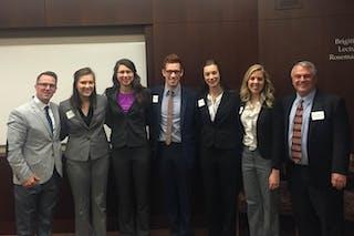 Bethel Students Participate in Mayo Innovation Scholars Program