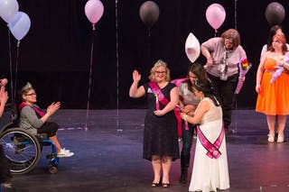 BUILD Student Maggie Erickson '17 Named Minnesota Miss Amazing