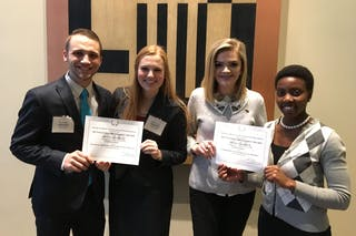Model UN Club Wins Two Awards at International Conference