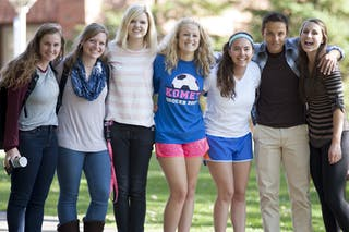 Undergraduate Retention Rates Highest in 5 Years