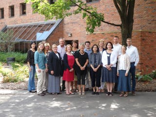 15 New Faculty Welcomed