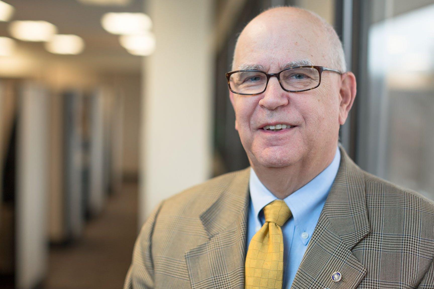 Alumni Profile: Paul Bierhaus '65
