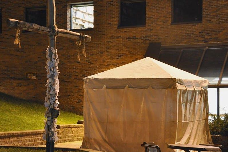24/7 Prayer Tent