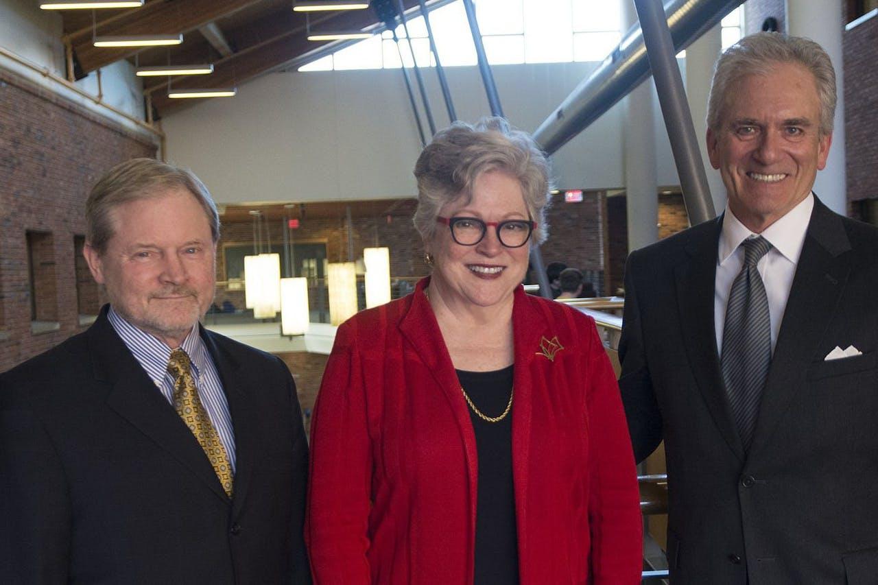 Bethel Hosts Shurden Lectures