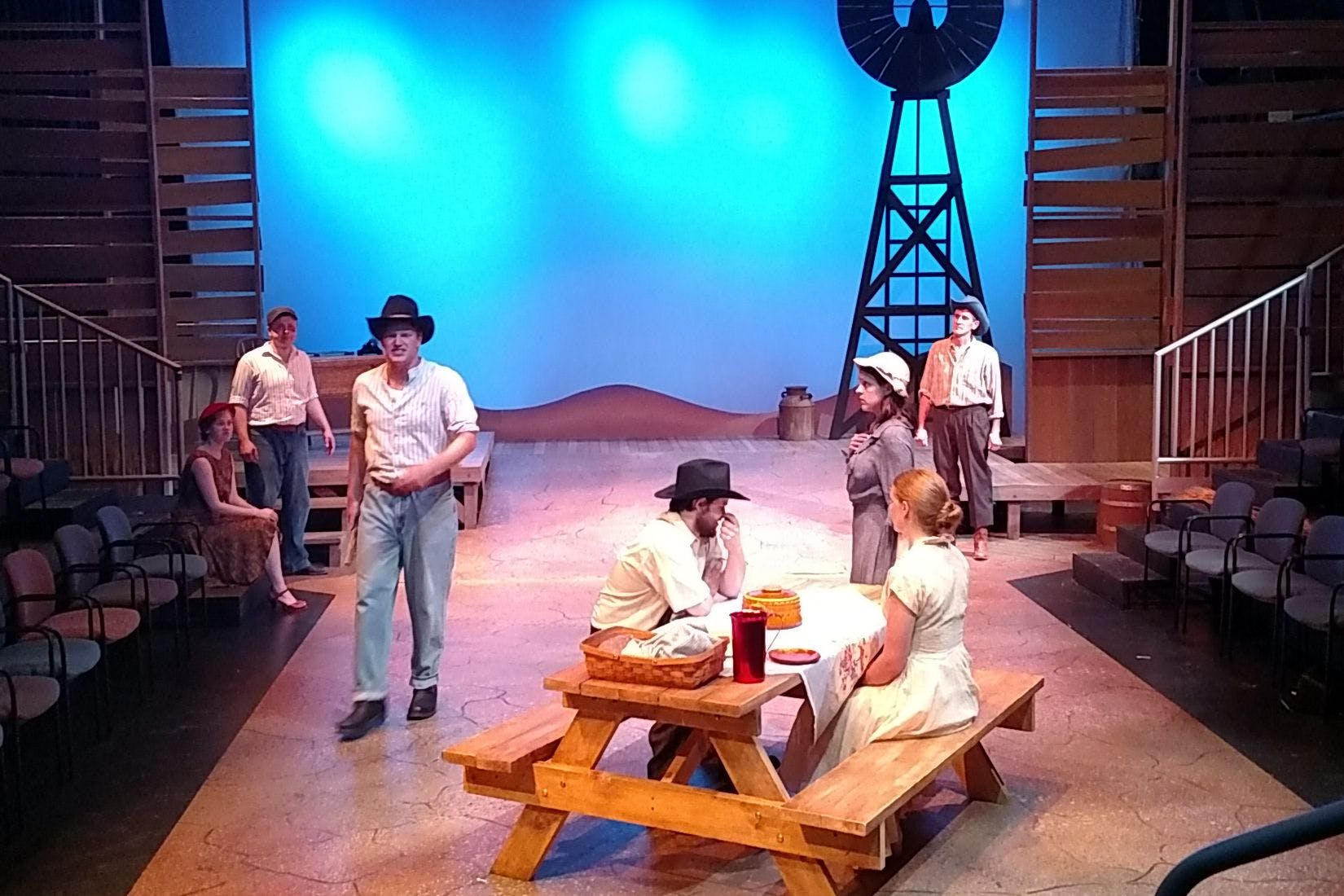 """Bethel Theatre Presents """"110º in the Shade"""""""